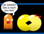 Pacman Funny 3 by Inspectornills