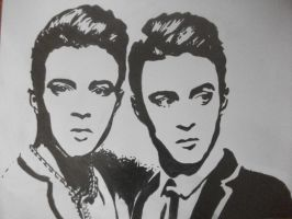Jedward (2) by merelloves1D
