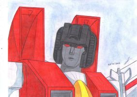 Starscream g1 transformers 2 by ailgara