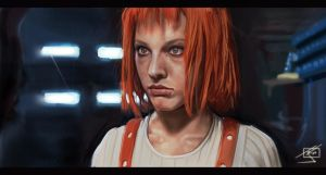 Leeloo by SuperPhazed