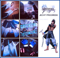 Jecht Dissidia Duodecim012 Cosplay Progress by ManticoreEX