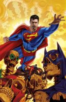 JLA Terminated by RonMaras