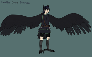 Fuvaikkae design without text by NyctophiliacRobin