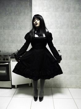 Gothic Lolita by neocoly
