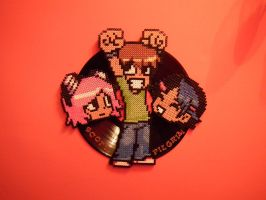 Scott Pilgrim Wall Art by blargofdoom