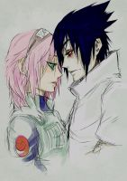 sasusaku ~ Fotor by Stray-Ink92