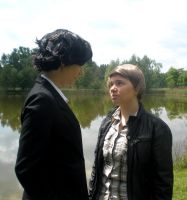 Sherlock and John_in nature_9 by XxGogetaCatxX
