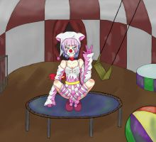 Request: Crystal clown by emute777