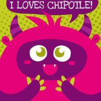 Chipotle Monster by nerdeeart