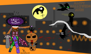 Happy Halloween 2013 by AK32