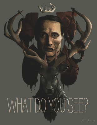 What do you see? by hvelfa