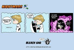 Nightmare NNOITRA and TESLA - BLEACH FANART by Cristina-Rodriguez