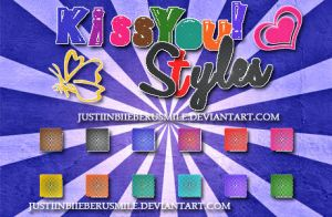 +Kiss you Styles by JustiinBiieberUsmile