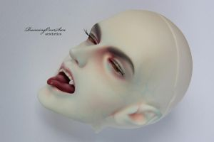 IOS Infernale, FaceUp and Tongues Painting_3 by Ariel-Sun