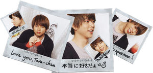 Massu - Polaroid style by News-no-fan