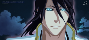 .: Bleach 495-18 Byakuya :. by Tsukineesan