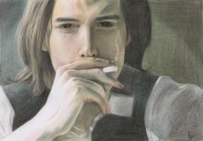 Benjamin  Barnes (The Picture of Dorian Gray) by AlinaWhat