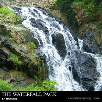 The Waterfall Pack by sadistik-stock
