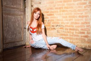 Mary Jane Watson by MishiroMirage