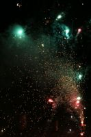 Fireworks Stock 18 by Malleni-Stock