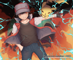 The ONE and only Pokemon Master by Hiro-Arts