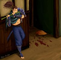 Yasuo, The Unforgiven by aderbaul1