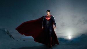Man of Steel Walking by LoganChico