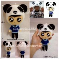 Nickhun Panda... by SongAhIn
