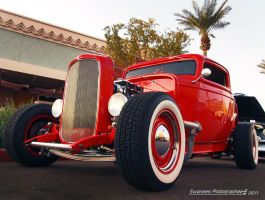 HotRodden Red by Swanee3