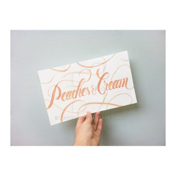 peaches n cream by ngdieuly