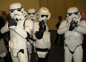 Stormtroopers by DreamBex