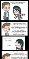 -Comic- The Doctors Diagnoses by Ninja-Chic