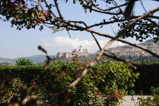 Assisi by GothicXfairy