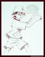 The Prince of Tennis by Richirich