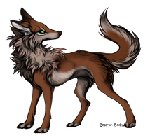 Wolf Adoptable :OPEN: by Okami-Heart
