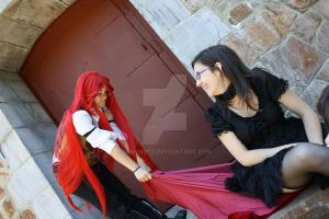 MCP12: Grell, the clumsy one by Mokmo82