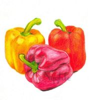 Peppers by Nyghte