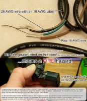 Check Your Power Cords for a Potential Fire Hazard by adamlhumphreys