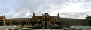 Spanish Plaza by surferpete