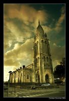 Church Of Sainte Marie by kil1k
