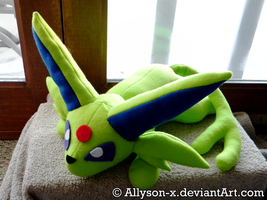 Shiny Espeon Plush