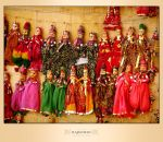 Puppets of Rajasthan by virajdeo
