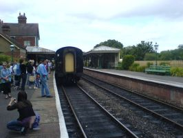 Bluebell Railway trip part.14 by YanamationPictures