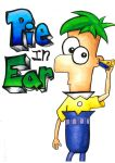 Ferb, a real pioneer by jonnay