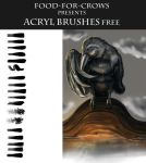 Acryl Brushes - Free by Food-For-Crows