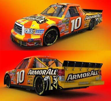 Armor All Toyota Tundra by Viperpainter