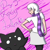 Homestuck 30 Day Challenge: Day 2 by Raidell