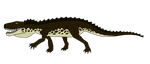 Postosuchus by TheMightySaurus