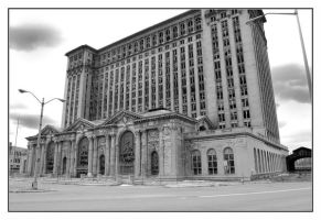 Michigan Central II by nutnic