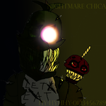nightmare chica by HY-hyhhy-0123456789